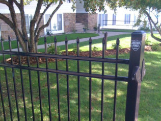 Aluminum Fence Systems