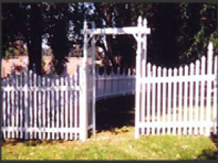 Picket Wood Fence Systems