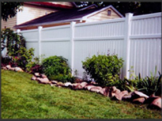 PVC Fence Systems