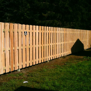 Wood Fence Systems
