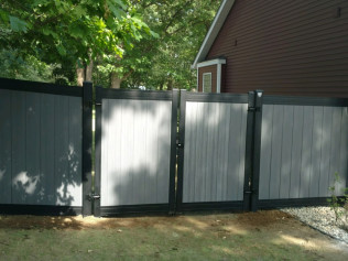 Custom Privacy Fence Systems